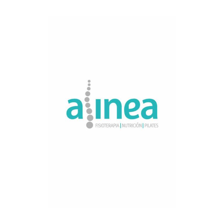 Diseño de identidad corporativa de Alinea