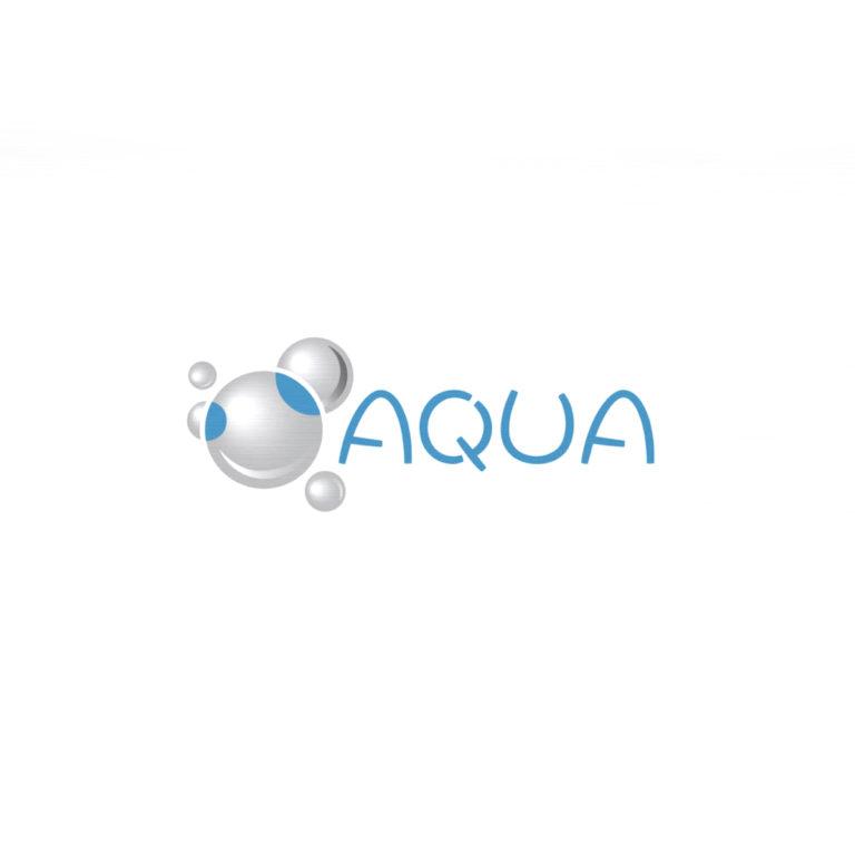 Logotipo Aqua Aravaca