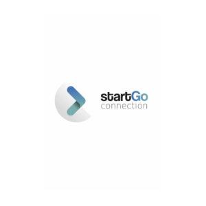 Logotipo Start Go Connection