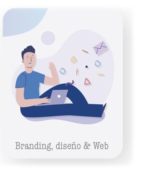 Branding, diseño y web