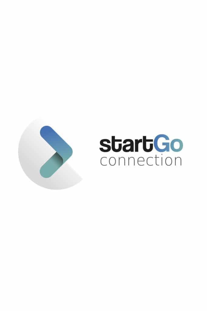 Logotipo StartGo connection