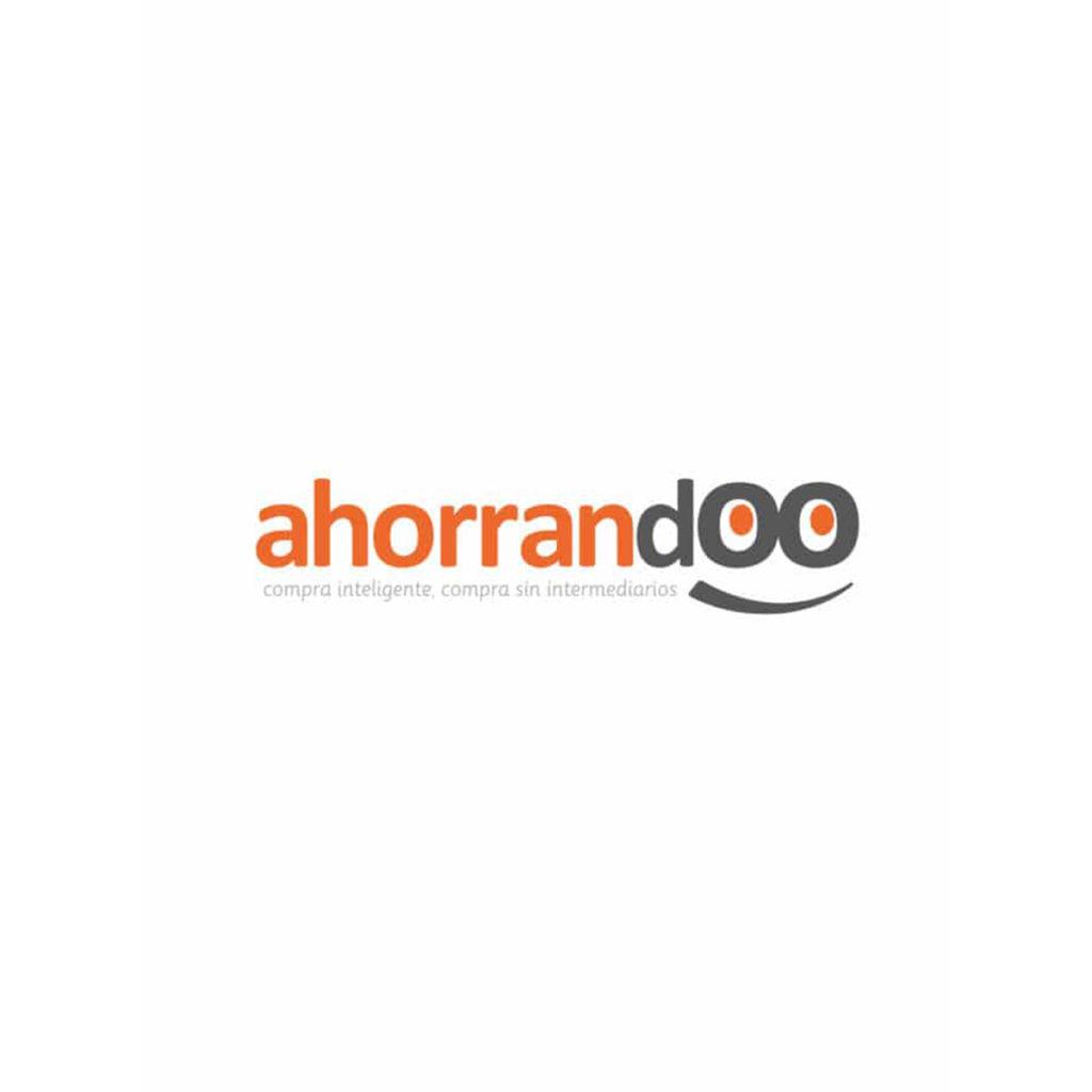 Isologo Ahorrando - Branding corporativo