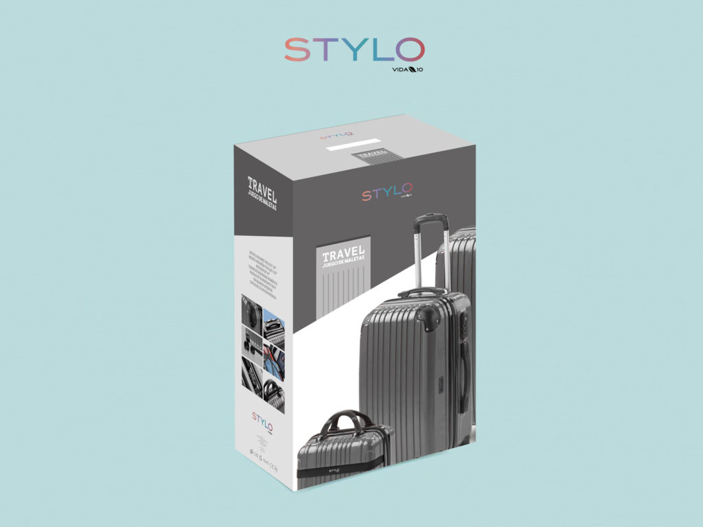 stylo vida 10 packaging