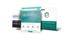 Diseño web Atrium salud